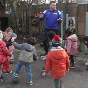 Football Super Stars at Children 1st @ Toton