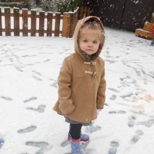 The Magic Of Snow at Children 1st @ Grantham and Main Street