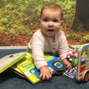 The Joy of Books at Children 1st @ Derby Road