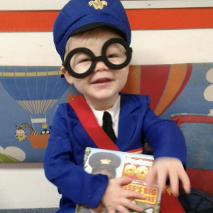 World Book Day at Children 1st at Sheffield.