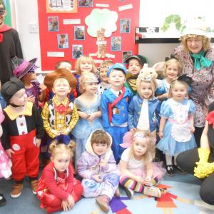 World Book Day at Children 1st @ Main Street