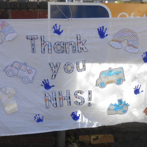 A Salute to the NHS from Children 1st @ Main Street