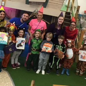 World Book Day at Children 1st @ Syston and Plumtree