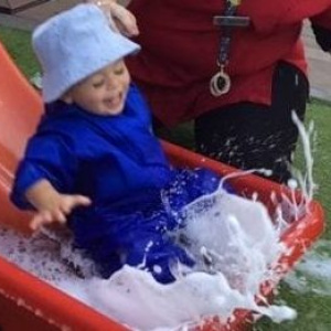 Splish, Splash, Water Play at Children 1st @ Derby Road