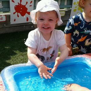 Fun in the Sun at Children 1st @ Syston