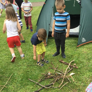 Camping Experience at Children 1st @ Shepshed