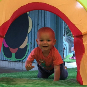 New Outdoor Area Brings Smiles and Giggles at Children 1st @ Newark
