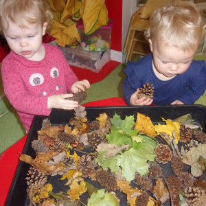 The Joy of Autumn at Children 1st @ Toton
