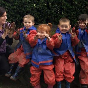 Gardening Club In Action at Children 1st @ Grantham
