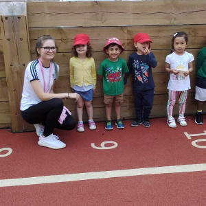 Early Years' Sports Day at Children 1st @ Hathern