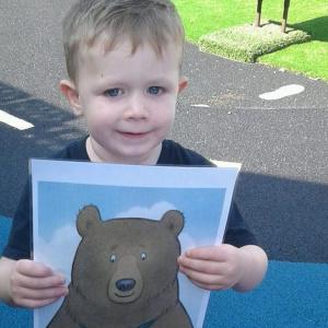 Bear Hide and Seek at Children 1st @ Meir Park