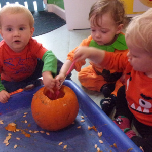 Happy Autumn Days at Children 1st @ Chesterfield Royal Hospital