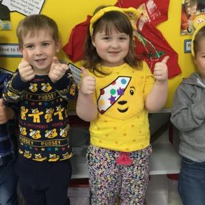 Children in Need Day at Children 1st Day Nurseries Part Two