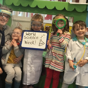 A 'WOW' Science Week at Children 1st @ Derby Road