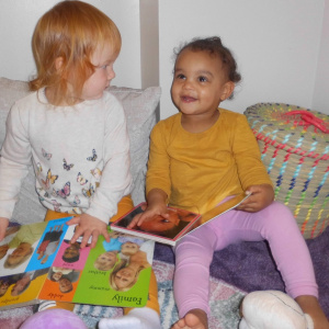 A Warm Welcome to Children 1st @ Oakwood (Derby)