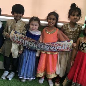 Happy Diwali from Children 1st Nurseries