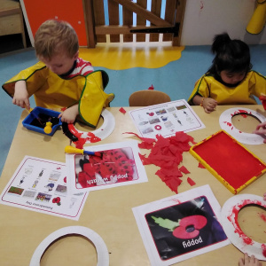 Halloween Fun and Remembrance Activities at Children 1st @ Syston