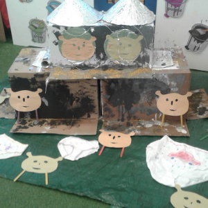 Aliens Love Underpants at Children 1st @ Bilborough