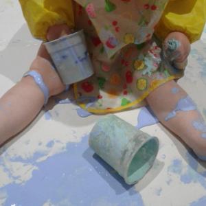 Messy Babies at Children 1st @ Main Street