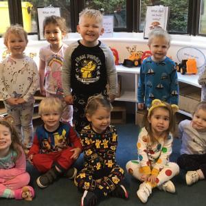 Children in Need 2020 at Children 1st Day Nurseries Part 3
