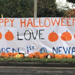 Pumpkin Fun at Children 1st @ Leicester and Newark
