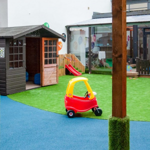 Outdoor Learning at Children 1st @ The Marina