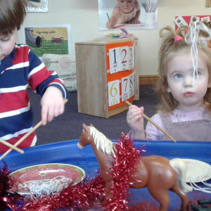 Peter Rabbits Celebrate Chinese New Year at Children 1st @ Buckinghams, Leek