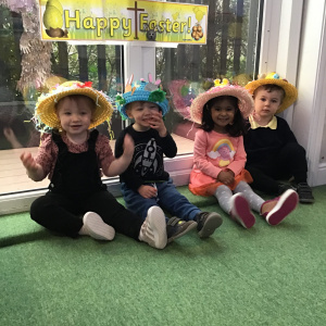 A Benjamin Bunnies Easter Week at Children 1st @ Meir Park