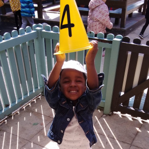 Celebrating Number Day 2021 at Children 1st @ Leicester