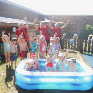 Fun in the Sun at Children 1st @ Main Street