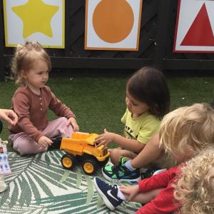 Tabitha the Truck at Children 1st @ Hathern!